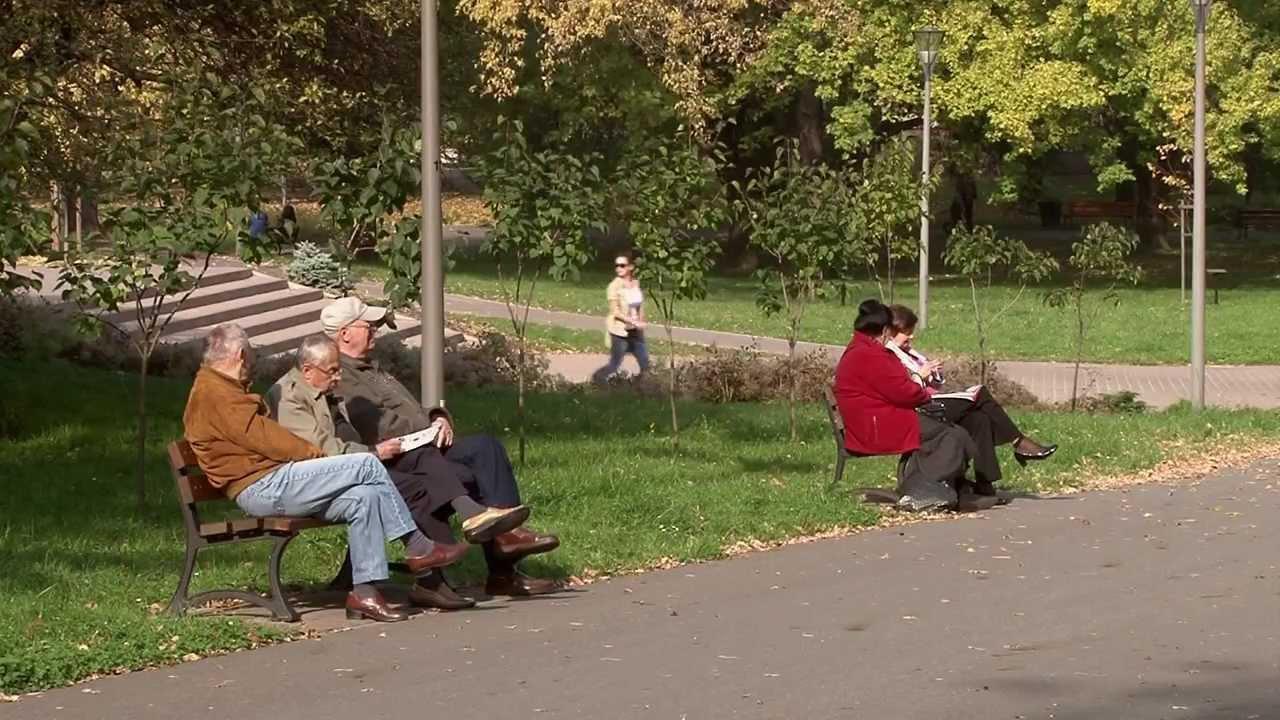 Rzeszowskie Lekcje Architektury odcinek 3 - Park przy ulicy Pułaskiego. Rzeszów.