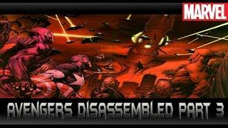 บทส ดท ายอเวนเจอร 3 avengers disassembled part 3 end comic world daily