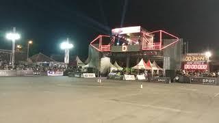 Slalom gymkhana MLD SPOT sirkuit pasir hayam CIANJUR putaran 4 peserta dari semarang