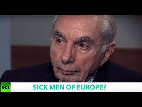 SICK MEN OF EUROPE? Ft. Giuliano Amato, Former Prime Minister of Italy