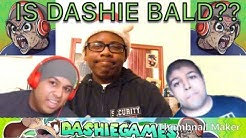 CONSPIRACY theory on DashieGames || Is DashieXP BALD???