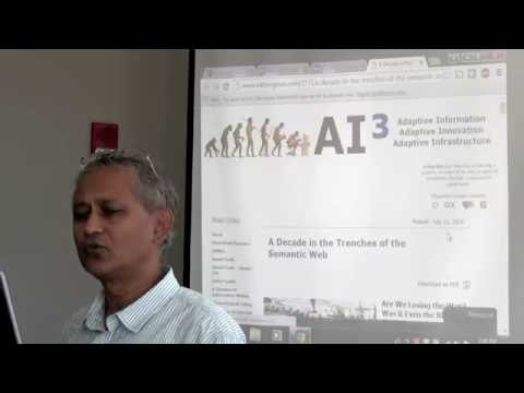 Advanced Semantic Web, Class #1: 30Aug16: Semantic Web Introduction & Overview