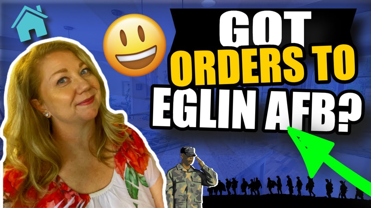 Got Orders to Eglin AFB?