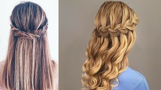 ❀ Amazing ♛ Hairstyles Tutorials Compilation || Beautiful Hairstyles For Beginners Everyday # 7