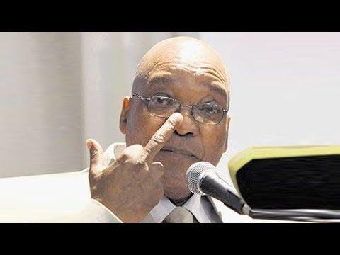 Amakosa yihirikwa rya JACOB Zuma by ALPHONSE Munana