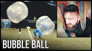 Ginan C wird zerstört bei Bubble Ball