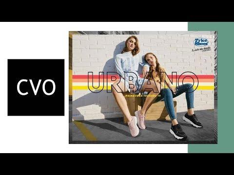 Catálogo Price Shoes URBANO Primavera Verano 2019 COMPLETO