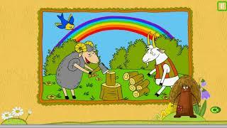 Русские народные загадки для детей по картинке с ответами