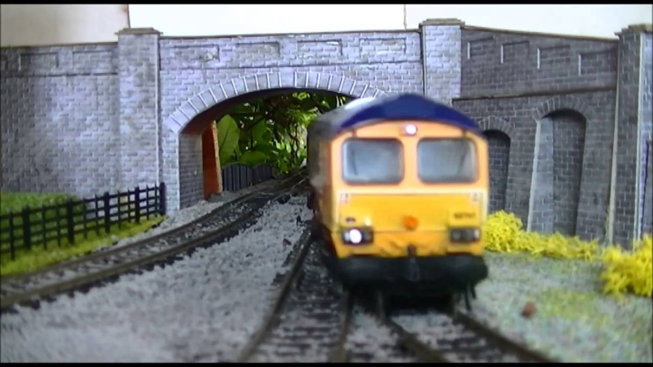 00 Garden Railway Spensley Junction Stanbridge Ford