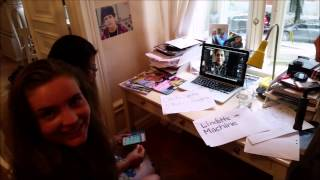 Meeting Austin Mahone On Face-Time