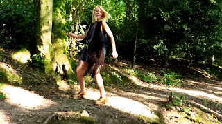SHOWstudio: Northern Soul Girl Levanna McLean / Nick Knight / Katy England