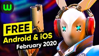 Top 15 FREE Android & iOS Games of February 2020 | whatoplay