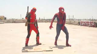Gambar cover Spider Man Dance with Friends (Ehrling - Dance With Me)