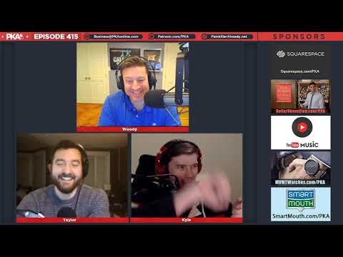 PKA 415 - Sentinel Island Missionary, Hottest Women on Star Trek,  Trump Hires Dyson