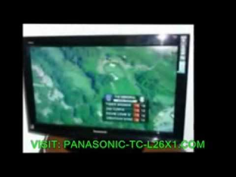 The Newest Amazing TV =PANASONIC-TC-L26X1.flv