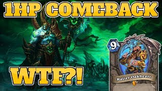 Oakheart Control Warlock | The Boomsday Project | Hearthstone Guide How To Play