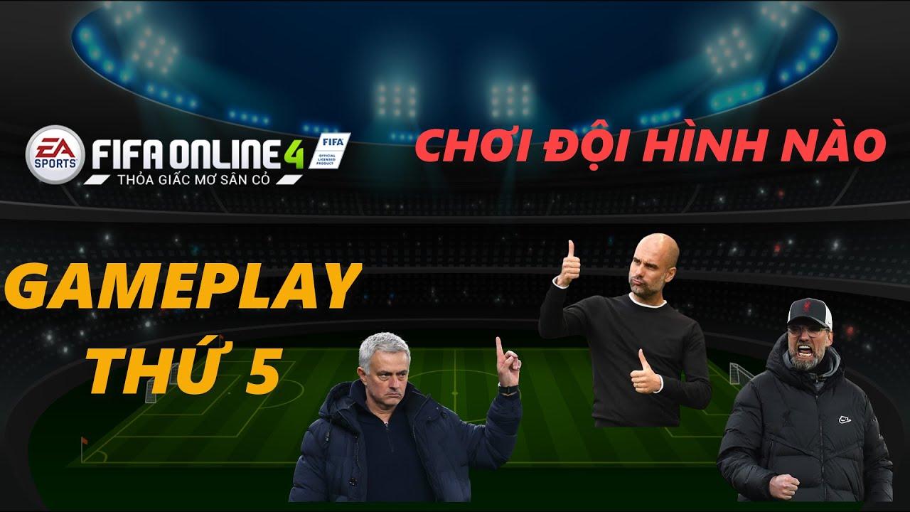 THÀNH HOÀ | FIFA ONLINE 4 | ĐỘI HÌNH PHÙ HỢP META MỚI | GAMEPLAY THỨ 5