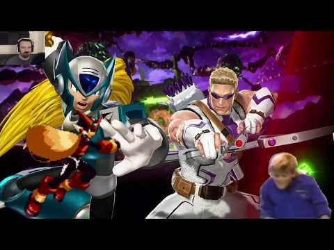 DSP Tries It: Marvel Vs Capcom Infinite Maximum Sodium Session