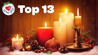Top 13 Christmas Songs and Carols Music Playlist 🕯️ Merry Christmas