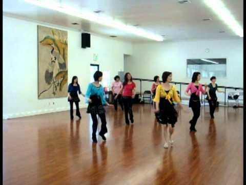 Honey Honey Don't Stop Line Dance (Apr 11)