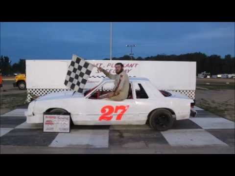Mt  Pleasant Speedway Budweiser Ump Mod, Hobby Stock, and 4cyl. Championship
