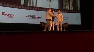 «Возвращение» Андрея Звягинцева, Q&A. Каро 11 Октябрь, 13 июня 2018 года