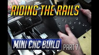 In the Shop - Mini CNC Build - Part 7 thumbnail