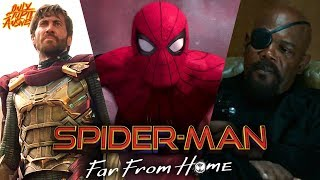 Spider-Man's Future and Mysterio's Plan! (Spider-Man Far From Home Trailer Breakdown)