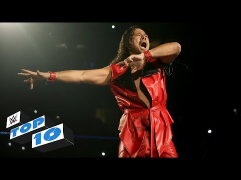 Thumbnail: Top 10 SmackDown LIVE moments: WWE Top 10, Apr. 4, 2017