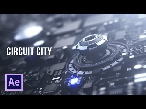 After Effects - Element 3D | Circuit city