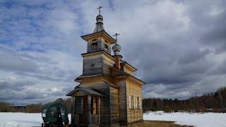 видео Свято-троицкий Антониево-Сийский мужской монастырь