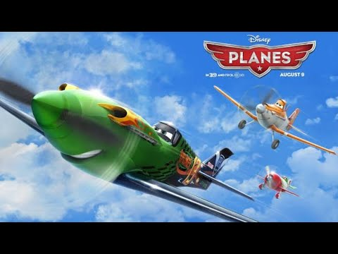 Planes 1 Movie Explained in Hindi/Urdu | Adventure/Fantasy f