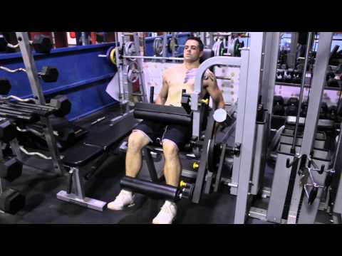What Are the Benefits of Leg Extensions?: Fitness & Muscle Development