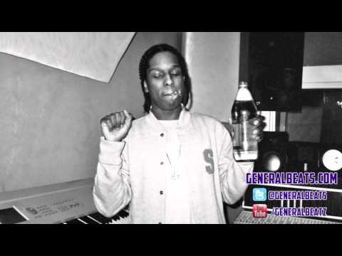 ASAP Rocky Type Instrumental