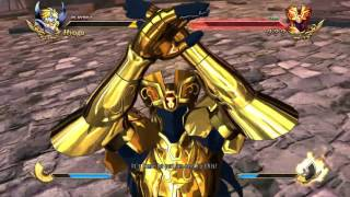 Saint Seiya Soldier's Soul: Sanctuary Chapter walkthrough Part 4 [PS4] (English)