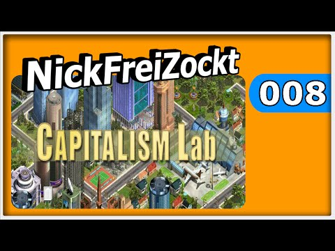 Capitalism Lab #008 ► Tochterfirma, Manager und Expansion ►