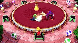 Super Mario Party - MiniGames – Daisy vs Luigi vs Rosalina vs Waluigi