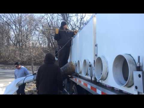 Rainbow trout released in Wyandotte County Lake