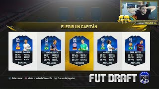 PRIMER TOTY IN A PACK + PERFECT FUT DRAFT !!! FIFA 16 | DjMaRiiO
