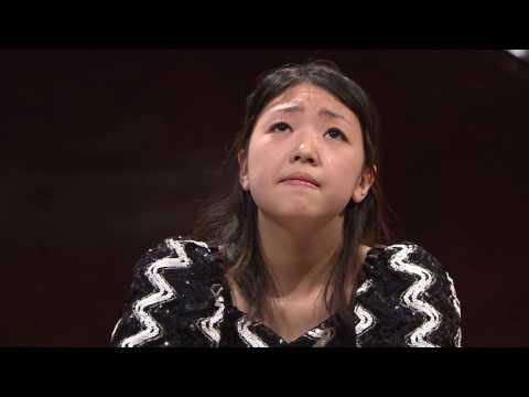 Airi Katada – Waltz in A flat major, Op. 64 No. 3 (second stage, 2010)