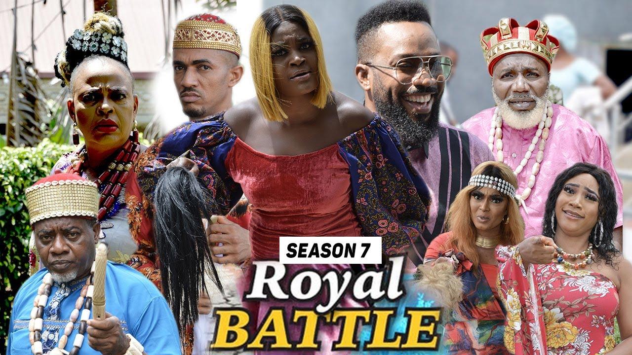 Download ROYAL BATTLE (SEASON 7) {TRENDING NEW MOVIE} - 2021 LATEST NIGERIAN NOLLYWOOD MOVIES