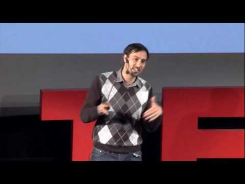 The accelerating universe - a feature of space itself? Rahman Amanullah at TEDxStockholm 2013