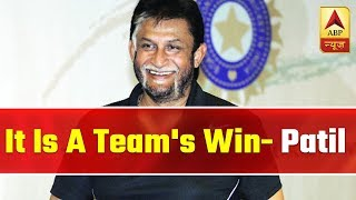 India Vs Australia: It Is A Team's Win, Says Patil | ABP News