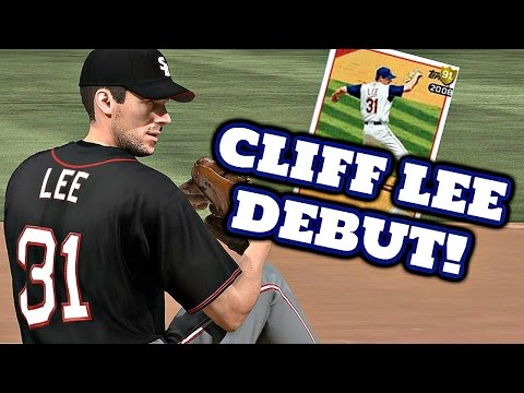 MLB The Show 16 - FLASHBACK CLIFF LEE IS SUSPECT?! - Diamond Dynasty #146