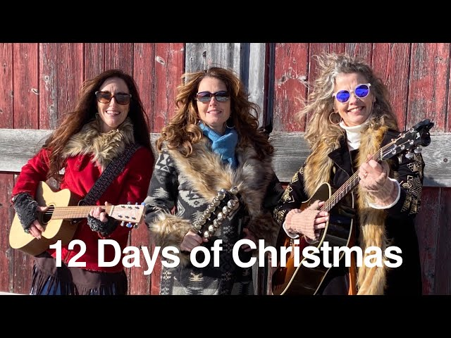 12 Days of Christmas - Mystic Chic Style