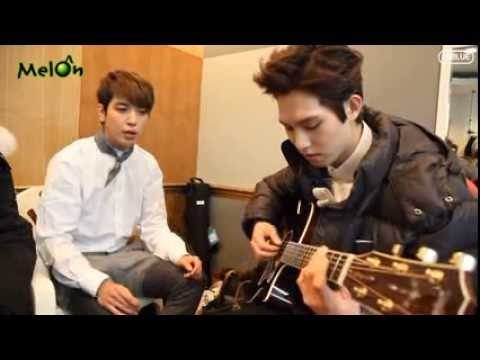 140224 CNBLUE 'Can't Stop' MV Making Video (MELON)