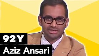 Why Aziz Ansari Thinks Your Soul Mate is at Bed, Bath & Beyond