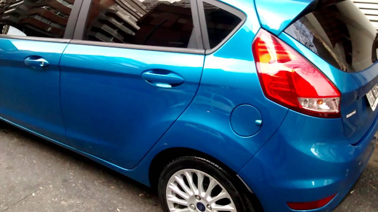 Ford Fiesta Kinetic Se 2014