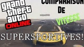 GTA 5 - TEST DE VITESSE T20/X80 PROTO/RE7B/811