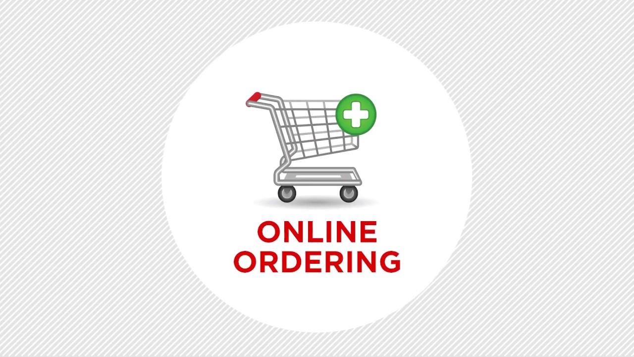 Online Ordering - Gordon Food Service Store